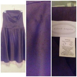Alfred Angelo party dress
